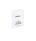 Cahier de travaux pratiques polypro piqûre CONQUERANT 96 pages - 21 x 29,7 cm - uni et séyès