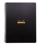 Cahier spirale RHODIA Meeting book - 160 pages - A4+