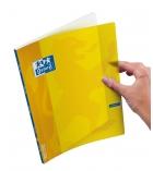 Cahier piqûre polypro OXFORD Openflex - 96 pages - 17 x 22cm - séyes