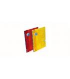 Cahier piqûre polypro OXFORD Openflex - 96 pages - 24 x 32cm - séyès