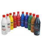 Flacon de gouache liquide PEBEO Primacolor - 1 litre