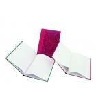 Brochure marbrée 200 pages - 21 x 29,7 cm - 5 x 5
