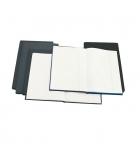 Registre standard toilé - folioté - 21 x 29,7 cm
