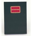 Registre répertoire toilé ELVE - 442136 - 200 pages - A4 - 5 x 5