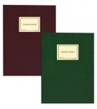 """Registre courrier """"départ"""" - 150 pages - 24 x 32 cm"""