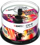Tour 50 CD-R 80 min/700 Mo EMTEC - 52x
