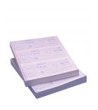 "Listing 600 plis 12""x 240mm traites en continu 90g"