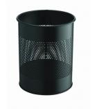 Corbeille à papier ajourée DURABLE - métal - 15 litres