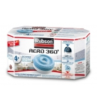 Paquet de 4 recharges pour absorbeur d'humidité RUBSON - aéro 360°