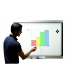 Tableau emaillé BI OFFICE Expression Premium - 3 en 1 - 120  x 180 cm