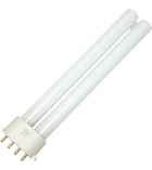 Tube fluorescent 4 broches - 2G7 - 11 watts - 900 LM
