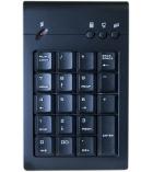 Pavé numérique/calculatrice USB - noir