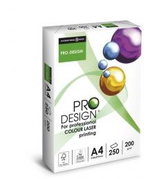 Ramette de papier 250 feuilles INTERNATIONAL PAPER Pro Design - A4 - 200g