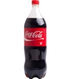 Pack 12 bouteilles COCA COLA rouge 1,25L.