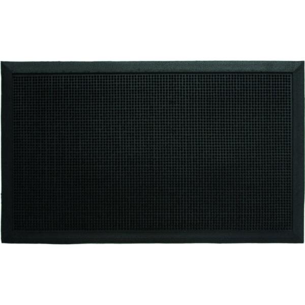 tapis d 39 entr e ext rieur picots 80 x 100 cm. Black Bedroom Furniture Sets. Home Design Ideas