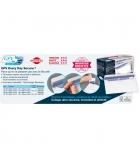 Paquet de 100 enveloppes GPV - secure Everyday 162 x 229 mm - fenêtre 45 x 100 - 90g