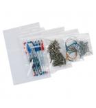 Paquet de 100 sacs plastique fermeture rapide - 180 x 250 mm