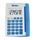 Calculatrice de poche HI-TECH - C1545 couvercle rigide - 8 chiffres