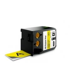 Ruban DYMO XTL - 41 mm x 7 m - noir/jaune