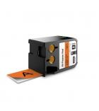 Ruban DYMO XTL - 41 mm x 7 m - noir/orange