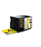 Ruban DYMO XTL - 54 mm x 7 m - noir/jaune