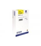 Cartouche d'impression jet d'encre jaune EPSON 7000 pages - C13T754440 - T7544
