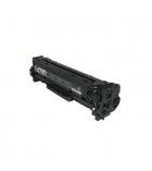 Cartouche d'impression laser noire compatible pour HP 4400 pages - QI-304BHC - CC530A