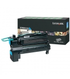 Cartouche laser cyan LEXMARK 20000 pages - X792X1CG