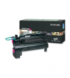 Cartouche laser magenta LEXMARK 20000 pages - X792X1YG