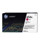 Cartouche d'impression laser magenta HP 15000 pages - CF333A - 654A