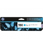 Cartouche d'impression laser cyan HP 6600 pages - D8J07A - 980