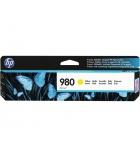 Cartouche d'impression laser jaune HP 6600 pages - D8J09A - 980