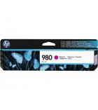 Cartouche d'impression laser magenta HP 6600 pages - D8J08A - 980
