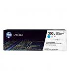 Cartouche laser cyan HP 1400 pages CE411L - 305L