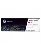 Cartouche laser magenta HP 1400 pages CE413L - 305L