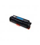 Cartouche d'impression laser cyan HP 1400 pages - CC531L - 304L
