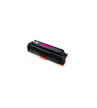 Cartouche d'impression laser magenta HP 1400 pages - CC533L - 304L