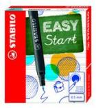 Boîte de 20 recharges bleues pour STABILO Easyoriginal