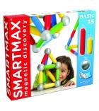 Boîte de 25 pièces jeu de construction Smartmax 25 dès 1 an