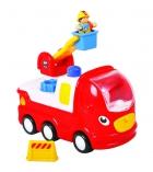 Jouet Ernie le camion de pompier dès 18 mois