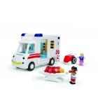Jouet Robin et l'ambulance dès 18 mois