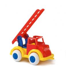 Jouet Midi camion échelle 19 cm dès 1 an