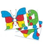 Sac de 48 cartes modèles Fantacolor junior dès 3 ans
