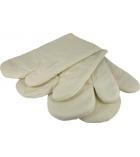 Sachet de 4 gants de cuisine à customiser