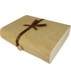 Coffert en bois souple à décorer