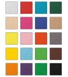Pochette de 100 feuilles de papier dessin couleur grainé 50 x 70 cm 220g - assortiment