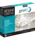 Résine cristal incolore 750 ml