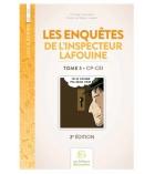 Livre éducatif 100 pages Les enquêtes de l'inspecteur Lafouine volume 3 dès 6 ans