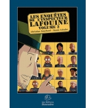 BD éducative Les enquêtes de l'inspecteur Lafouine volume 2 dès 8 ans