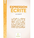 Livre fiches de travail 79 pages Expression écrite Cycle III dès 8 ans